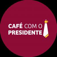 café com o presidente